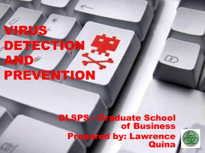 Virus Detection and Prevention_Quina, Lawrence