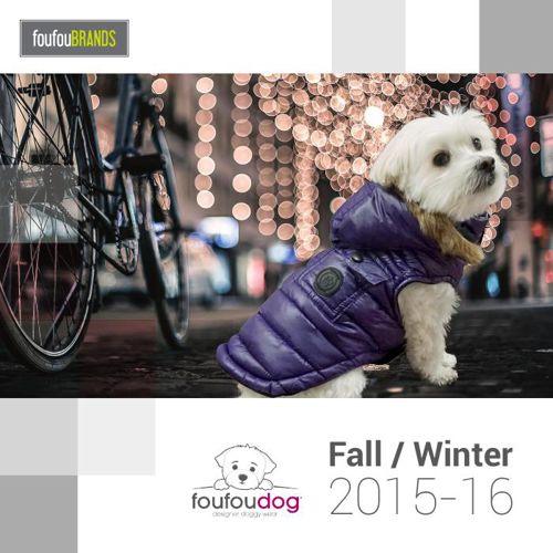 foufoudog® Fall / Winter 2015-16 lookbook