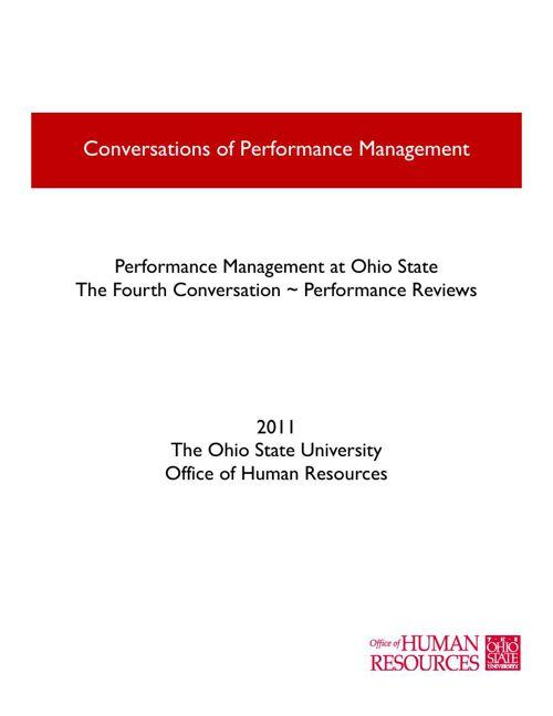 Performance Management - OSU