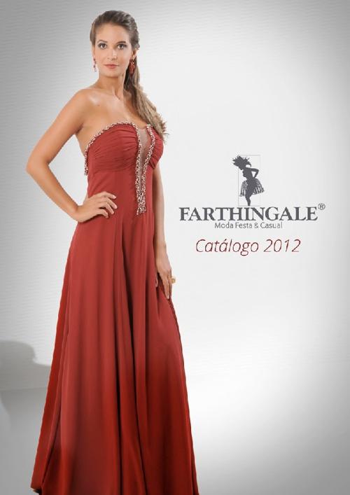 Catálogo Farthingale - 2012