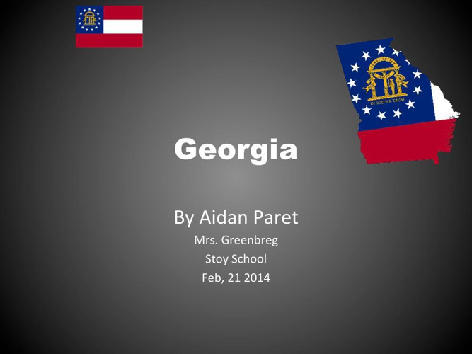 georgia presentation