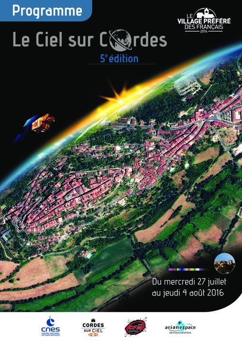Brochure Ciel sur Cordes