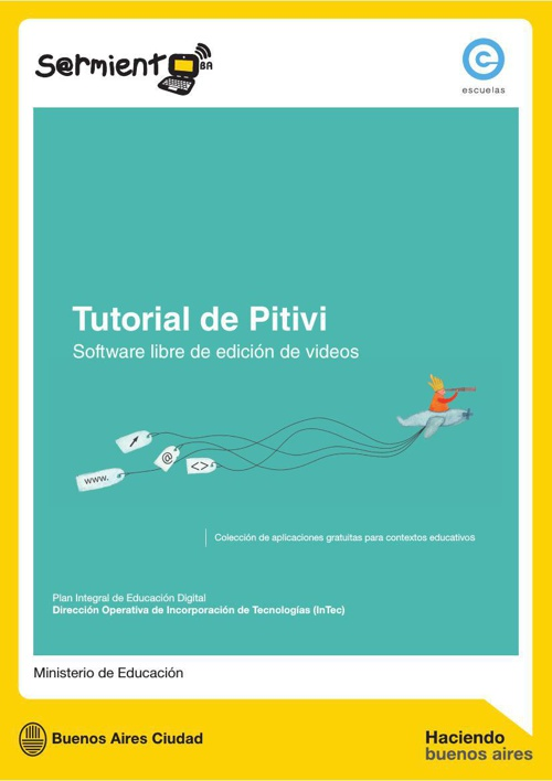 Tutorial Pitivi