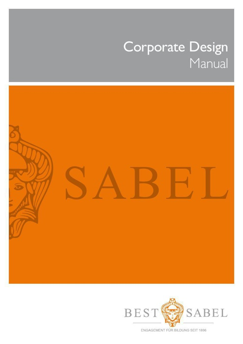 CD-Manual von BEST-Sabel