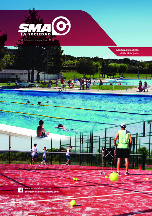 Boletín SMA junio 2016
