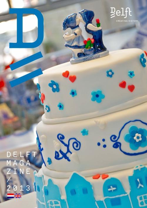 Delft magazine 2013