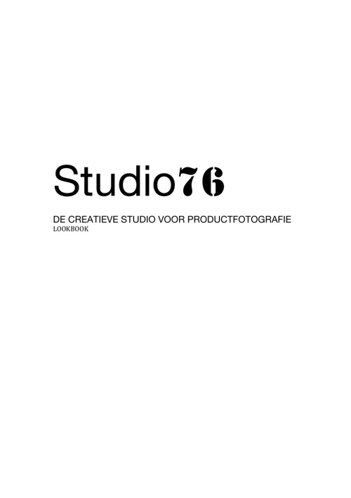 lookbook Studio76