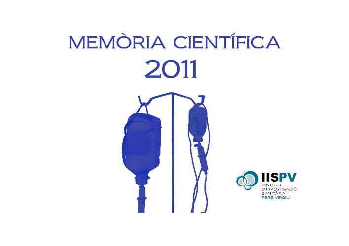 Memòria d'Activitat Científica IISPV 2011