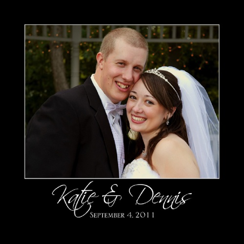 Katie and Dennis' Album