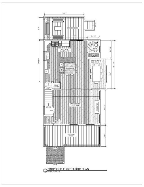 67 Chestnut Avenue, Bogota, NJ Plans