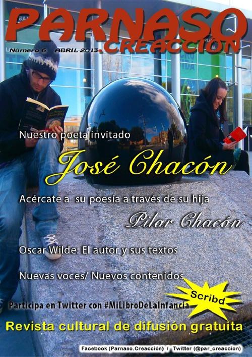 Revista Parnaso Abril 2013