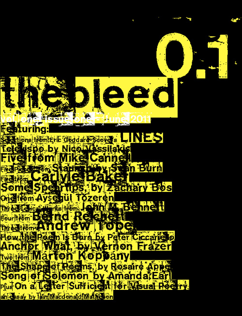 the bleed 0.1
