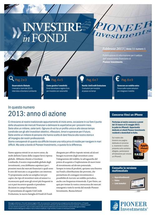 Investire in Fondi