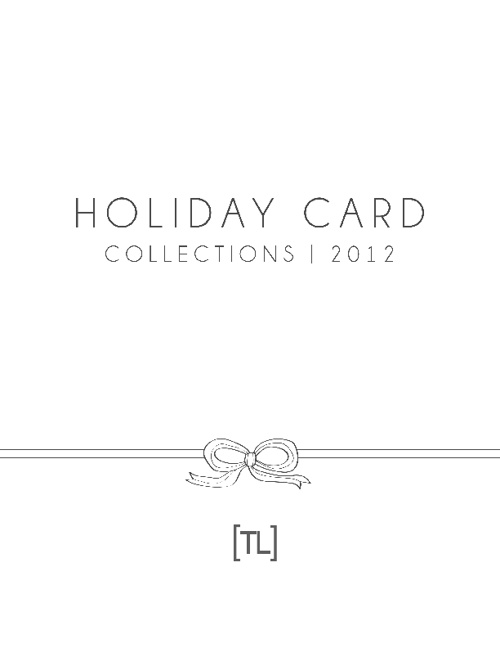 Holiday Card Collection 2012