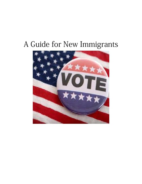 A Guide for New Voter