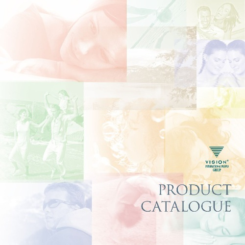 Vision Product Catalog
