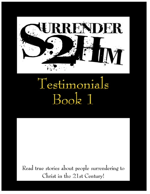 Testimonials Book 1