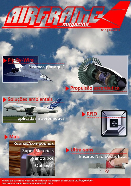 AirFrame Magazine 2012-06-27