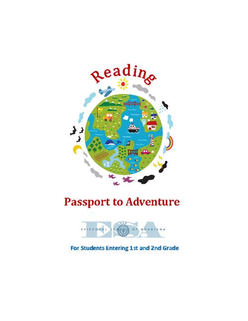 ESA Summer Reading, Grades 1-2