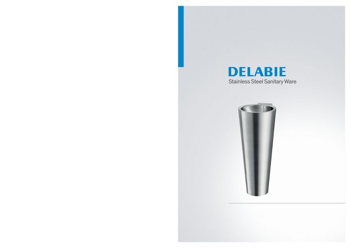 Delabie-Stainless Steel Sanitary Ware