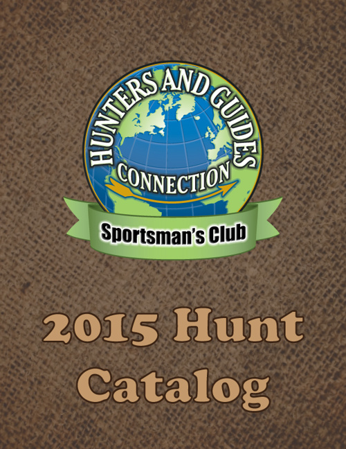 2015 HAGC Hunt Catalog