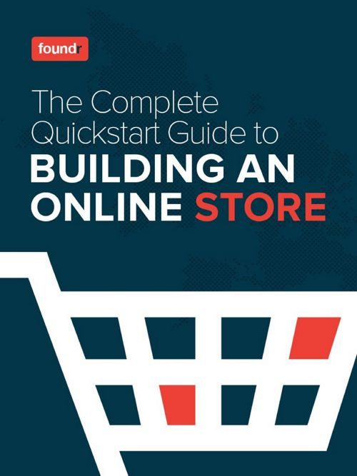 Quickstart Guide to Building An Online Store