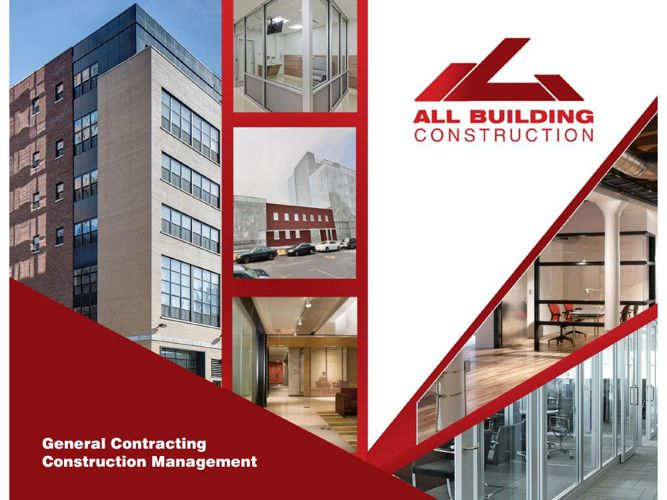 All Building Construction Overview for Hap Investments LLC