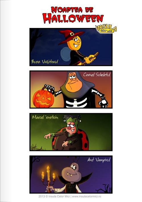 Noaptea de Halloween