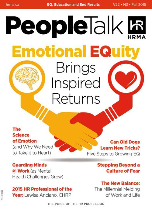 PeopleTalk Fall 2015: EQ, Education and End Results