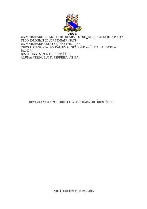 SEMINÁRIO TEMÁTICO -ativ 02