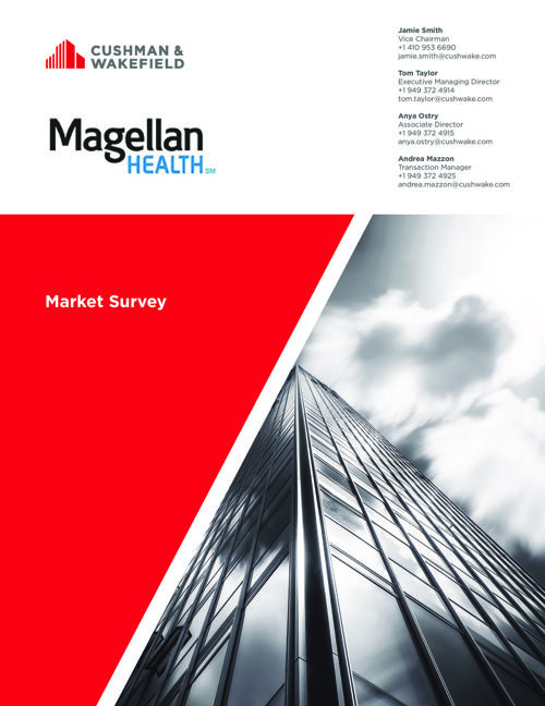 Magellan Health Survey - Tour 10.24.2016