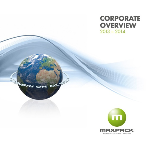 Maxpack – Corporate Overview – 2013/14