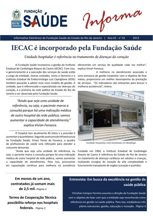 Boletim Fundação