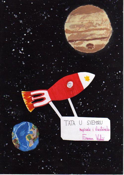 Tata u svemiru by Emma Vukić