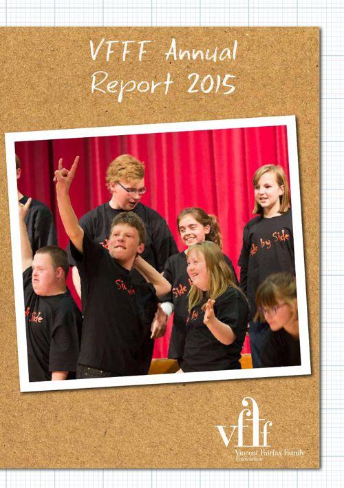 VFFF Annual Report 2015