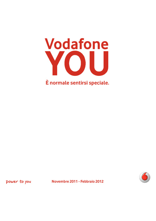News Catalogo Vodafone Yuo