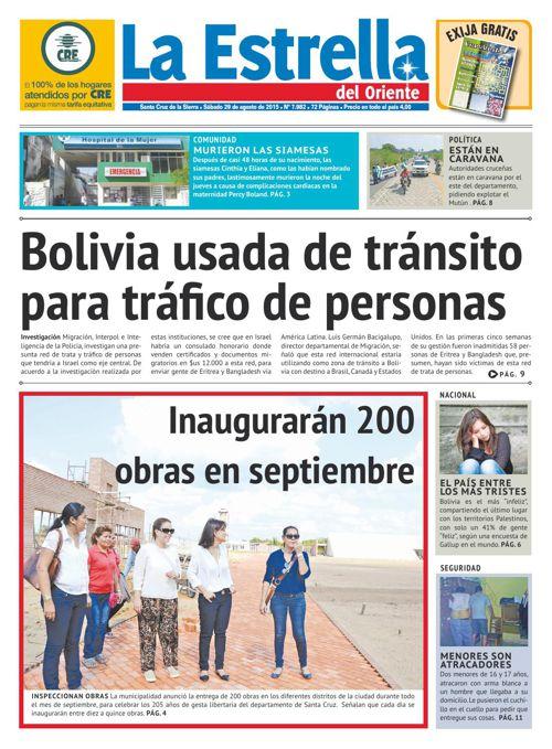 Edición 29-08-2015