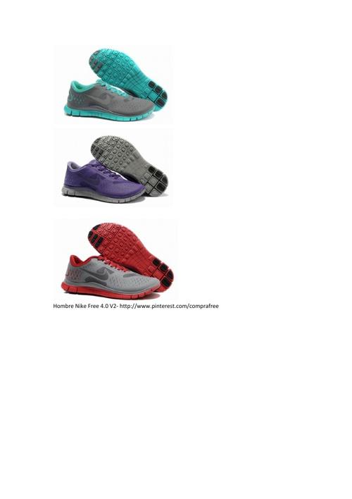 Hombre Nike Free 4.0 v2