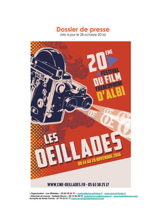 Festival Les Oeillades 2016 - Albi