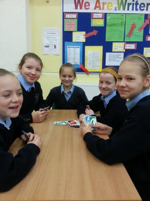 Maths Games for Maths Week in Presentation Senior School