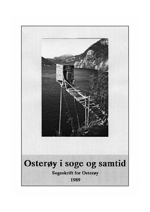 Osterøy i soge og samtid 1989
