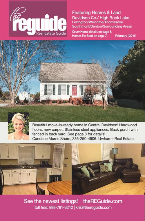 February Davidson County Real Estate Guide
