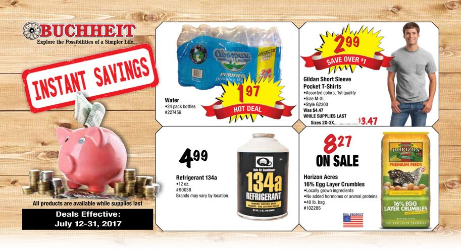 Ad 1721 Instant Savings