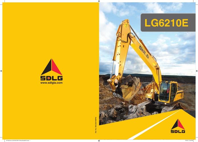LG 6210E - SDLG