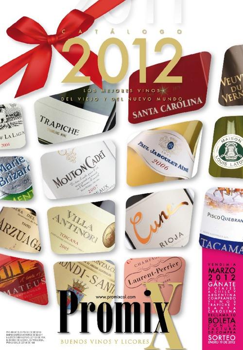PROMIX Catálogo 2011-2012