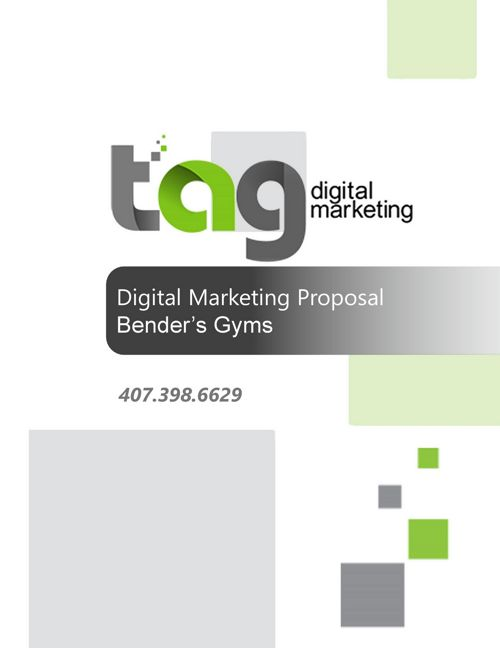 Benders Gym Marketing Proposal_20170223
