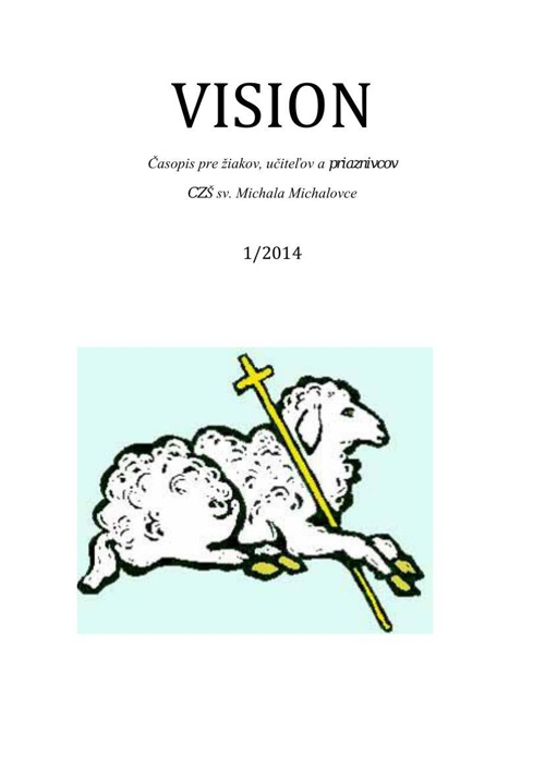 VISION 1/2014