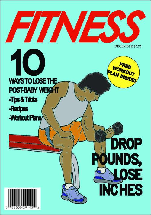 Nayef Fitness Magazine