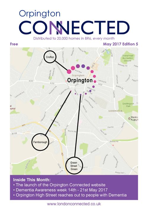 Orpington Connected May 2017 Edition