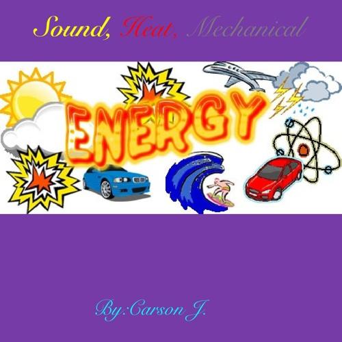 Bunetto sound heat mechanical energy